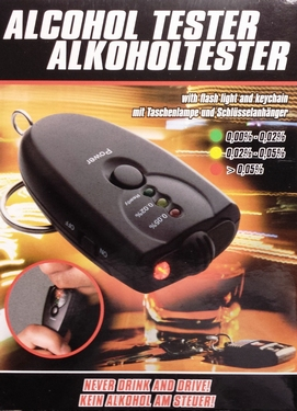 Alcoholtester 7,45